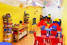 Hotel Lesana - dětský koutek Smile
